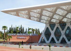 Аэропорт Менара в Марракеше