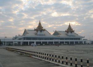 Международный аэропорт Мандалая