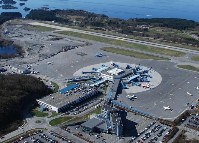 Аэропорт Берген