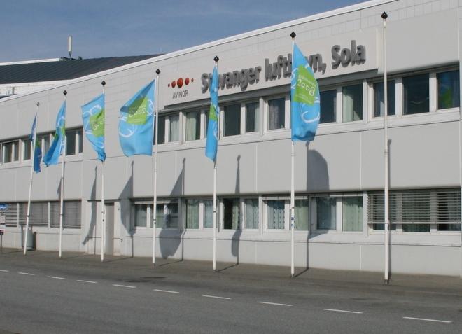Аэропорт Ставангер