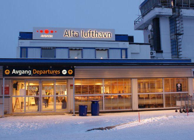 Аэропорт Альта