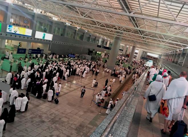 Аэропорт Король Абдул Азиз