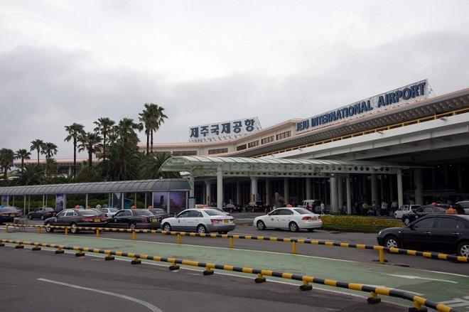 Международный аэропорт Чеджу