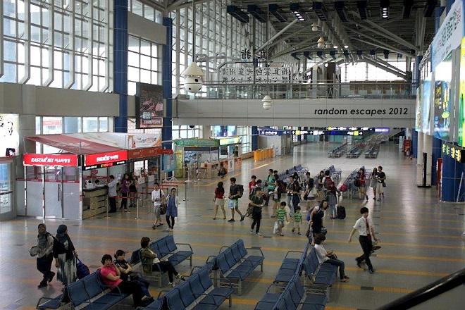 Международный аэропорт Чхонджу
