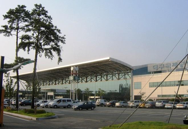 Международный аэропорт Тэгу