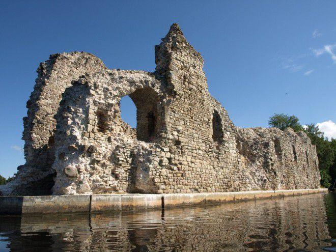 Кокнесский замок