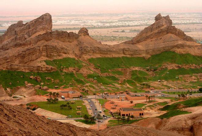 Обзорная экскурсия в оазис Эль-Айн
