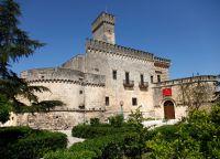 Замок Монте-Черрето