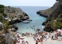 Пляж Acquaviva