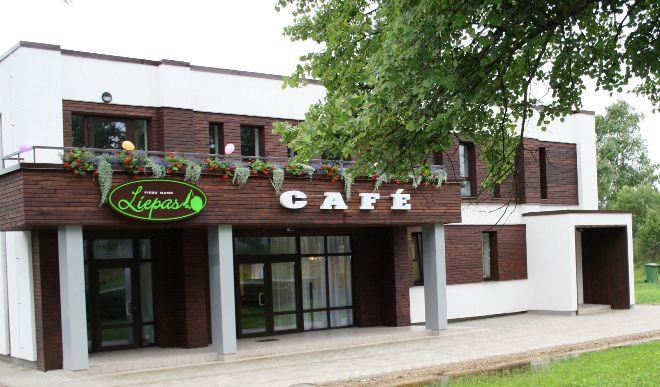 Семейный дом Cafе Liepas