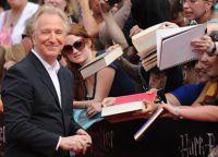 Британский актер с почитателями своего таланта