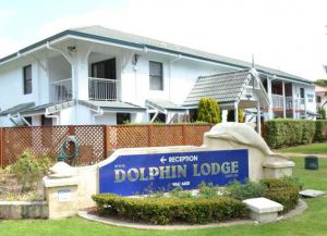 Апартаменты Dolphin Lodge