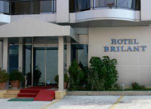 Hotel Brilant Фасад