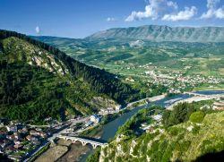 Пейзажи Албании