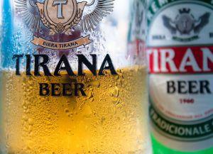 Пиво Тирана