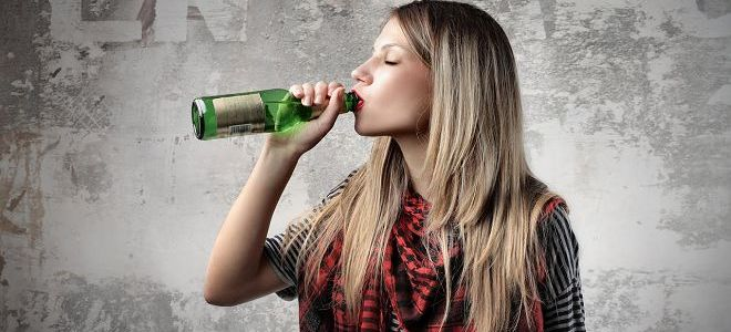 delirium alkoholowe