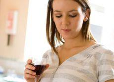 Alkohol u prvim tjednima trudnoće