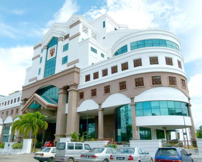 Комфортабельный отель в центре города
