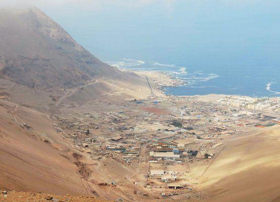 Вид на Альто-Осписио