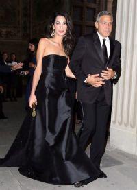 Джордж и Амаль Клуни красивая пара