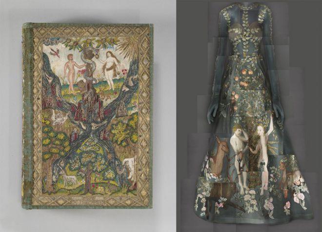 Мода и католическое произведение