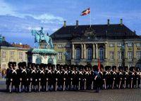Церемония смены королевского караула