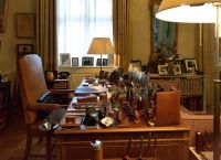 Кабинет особняка Кристиана VII