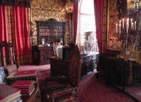 Библиотека в особняке Кристиана VIII