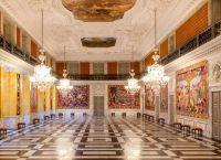 Зал для торжественных церемоний, особняк Кристиана  VIII
