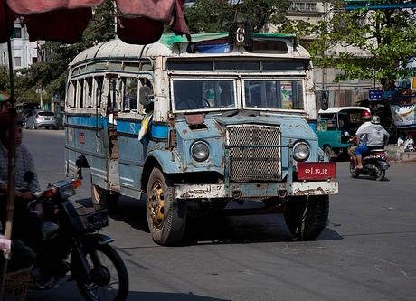 Транспорт Амарапура