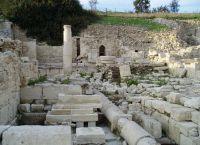 Нижний город в Аматусе