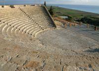 Амфитеатр в Аматусе
