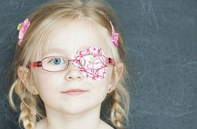 очки при амблиопии у детей