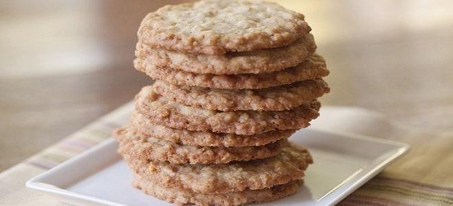 Američki kašasti kolačići recept