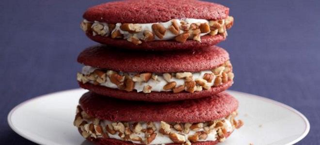 američki meki keks kekse sendviči
