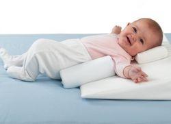 anatomické polštáře pro děti