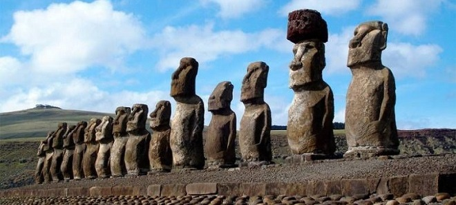 древна цивилизација пацифида
