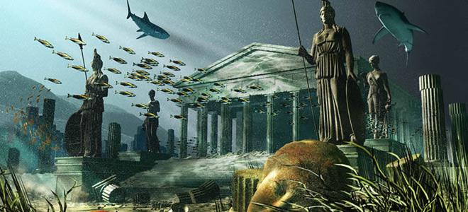древне цивилизације атлантис