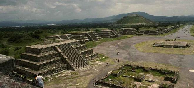 Азтец цивилизација