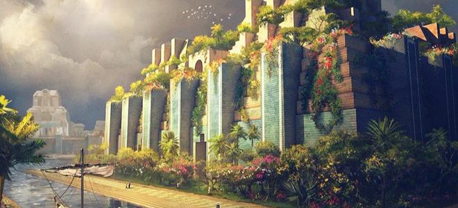 древна цивилизација Бабилон