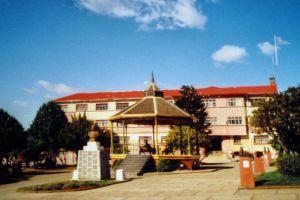 Пласа де Армас и городская ратуша