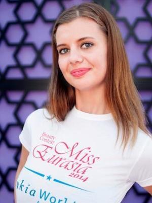Miss Eurasia 2014 15