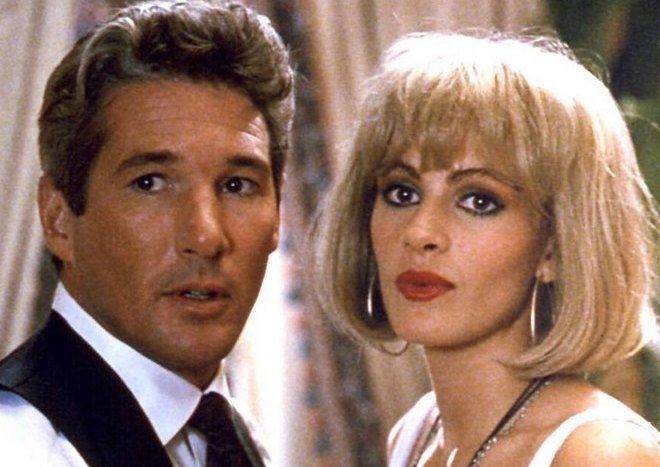 Сюрприз фильм «Красотка» был задуман, как эротическая драма с ужасным концом