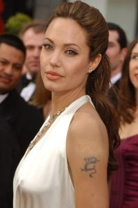 Obraz Angeliny Jolie 7