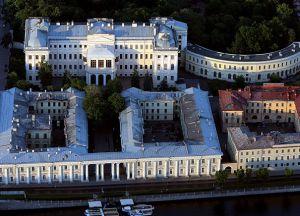 Palača Anichkov u Sankt Peterburgu 1