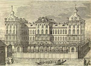 Palača Anichkov u Sankt Peterburgu 2