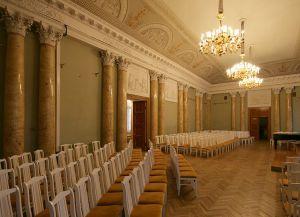 Palača Anichkov u Sankt Peterburgu 4