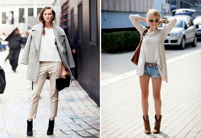 ботильоны 2017 модные тенденции
