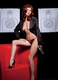 Anna Chapman фотосессия Максим 5