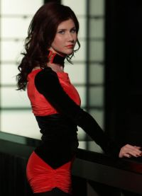 Anna Chapman фотосессия Максим 6